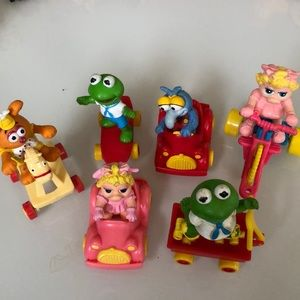 Muppets McDonald's vintage Happy Meal toys